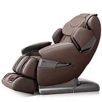 Apex Lotus Massage Chair Review Brown - Chair Institute