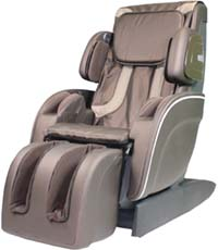 Apex AP Vista Massage Chair Brown - Chair Institute