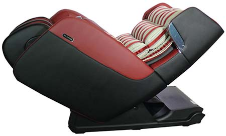 Apex TC-531 Massage Chair Review Recline - Chair Institute