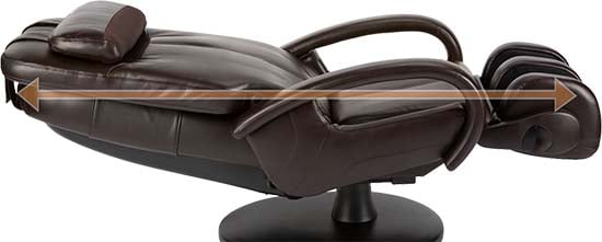 HT 7120 Human Touch Massage Chair Review Recline - Chair Institute