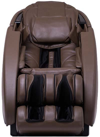 Human Touch Novo Massage Chair Review Front - Chair Institute