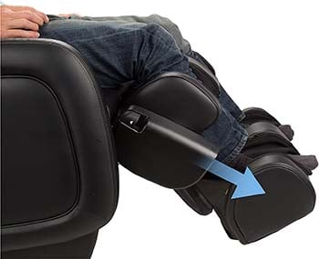 human touch zerog 50 review leg extension chair institute