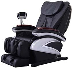 Bestmassage EC 06C Massage Chair Review Black - Chair Institute