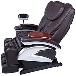 Bestmassage EC 06C Massage Chair Review Brown - Chair Institute