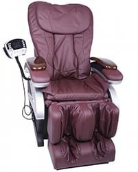 Bestmassage EC 06C Massage Chair Review Burgundy - Chair Institute