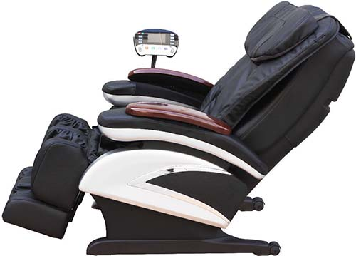 Bestmassage EC 06C Massage Chair Review Leg Rest - Chair Institute