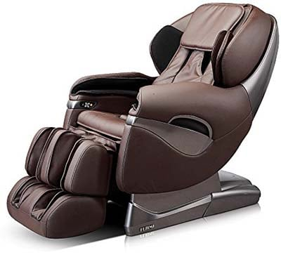 Fujimi Massage Chair EP 7000 Brown   Chair Institute
