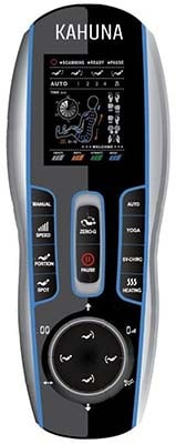 Kahuna Massage Chair LM6800 Review Remote - Chair Institute