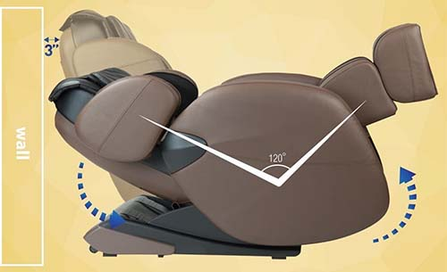 Kahuna Massage Chair LM6800 Review Zero Gravity - Chair Institute