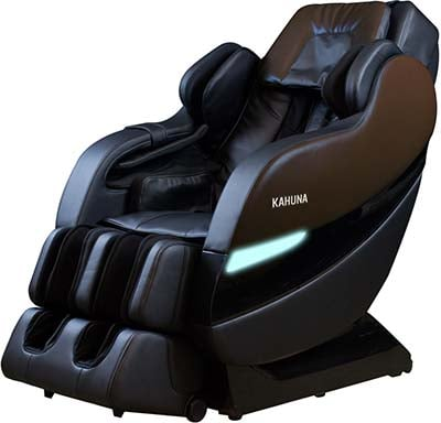 Kahuna SM7300 Massage Chair Black - Chair Institute
