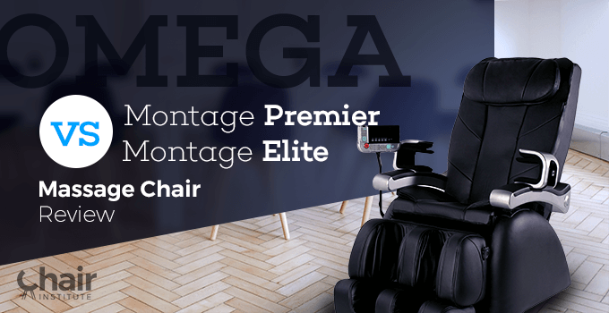 Omega Montage Premier Vs Elite Massage Chair Review 2017   Chair Institute