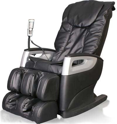 Black Cozzia 16018 Massage Chair