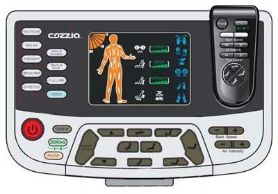 Cozzia EC 363 Controller - Chair Institute