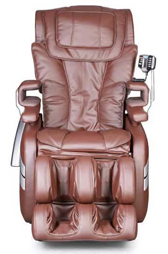 Cozzia EC366 Massage Chair Front - Chair Institute