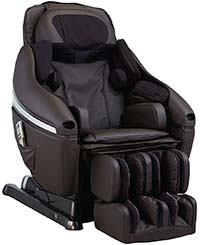 Inada DreamWave Review Dark Brown - Chair Institute