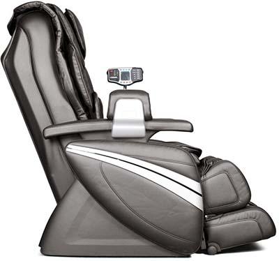 Cozzia EC366 Massage Chair Black - Chair Institute