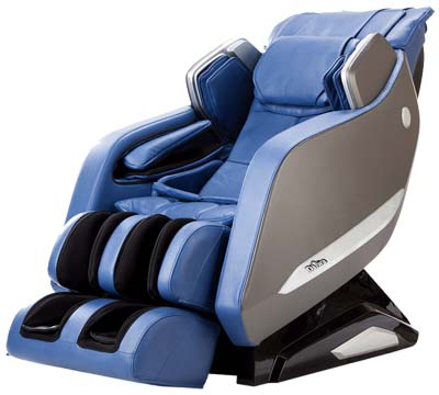 Daiwa Massage Chair Blue - Chair Institute