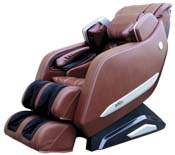 Daiwa Massage Chair Sienna Brown - Chair Institute