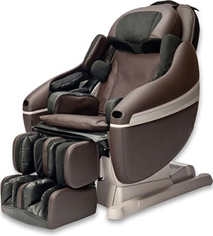 Delicieux Inada Sogno Dreamwave Vs Osaki Massage Chair Review Brown   Chair Institute