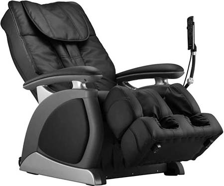 Infinity IT 7800 Therapeutic Massage Chair Black - Chair Institute