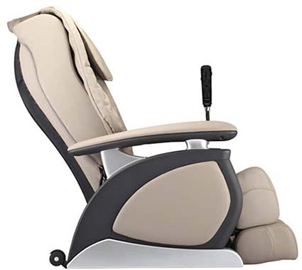 Infinity IT 7800 Therapeutic Massage Chair Taupe - Chair Institute