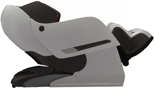 Infinity Iyashi Review White n BerryRed 3D - Chair Institute