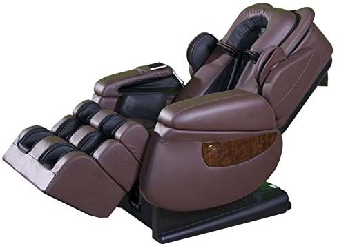 Luraco Massage Chair i7 Brown - Chair Institute