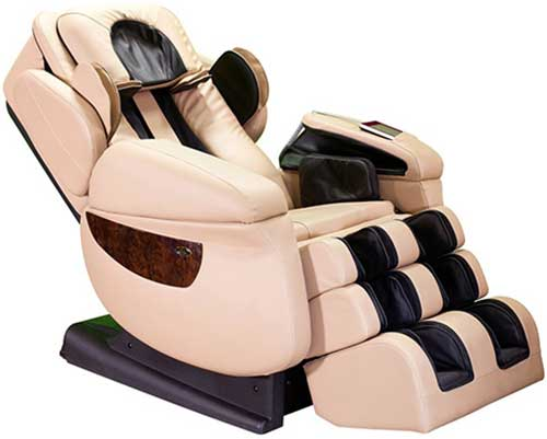 Luraco Massage Chair i7 Cream Color - Chair Institute