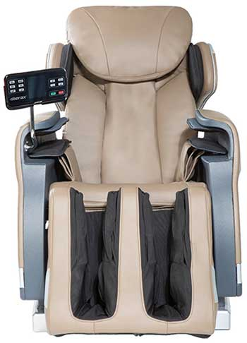 Merax Massage Chair Review Brown - Chair Institute