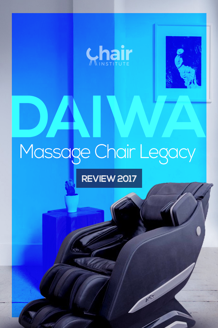 You won't want to miss our extended review of the #Daiwa #MassageChair #9100. It's packed with info you need before making a final decision! @DaiwaMassage