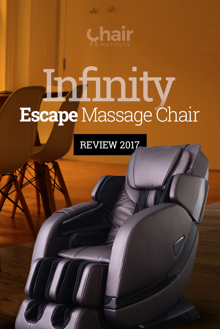 Check out our detailed review of the #Infinity #Escape #MassageChair. It's made for taller users and loaded with therapeutic benefits! @InfiniteTherap