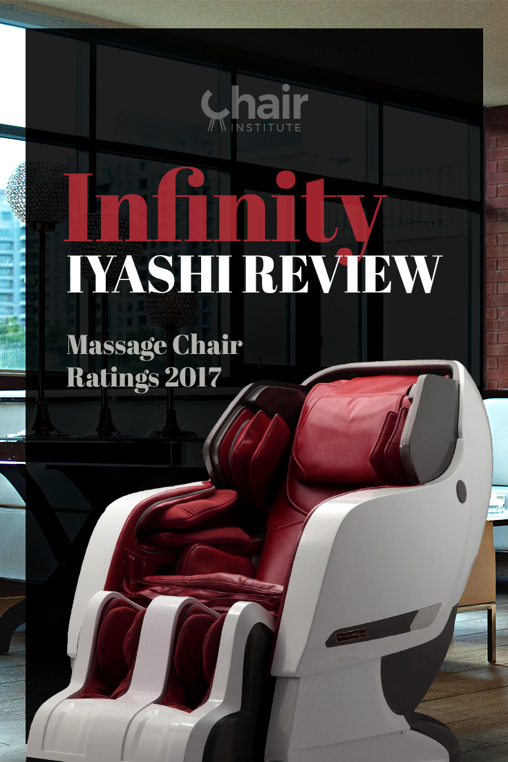 You won't want to miss our review of the @InfiniteTherap #Iyashi #massagechair! An excellent mid-range model filled with top-end features!