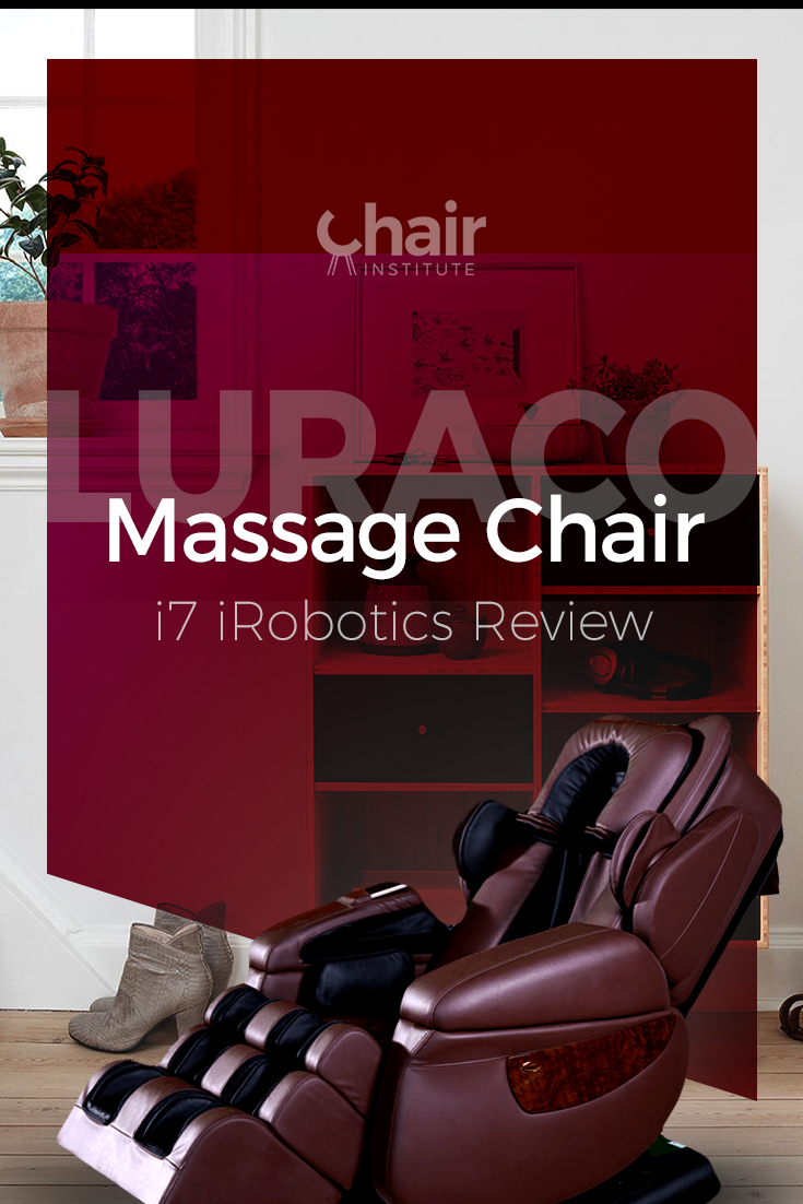 Be sure to check out our detailed #review of the #Luraco #MassageChair I7. One of the finest therapeutic models on the market today! @Luraco-Technologies