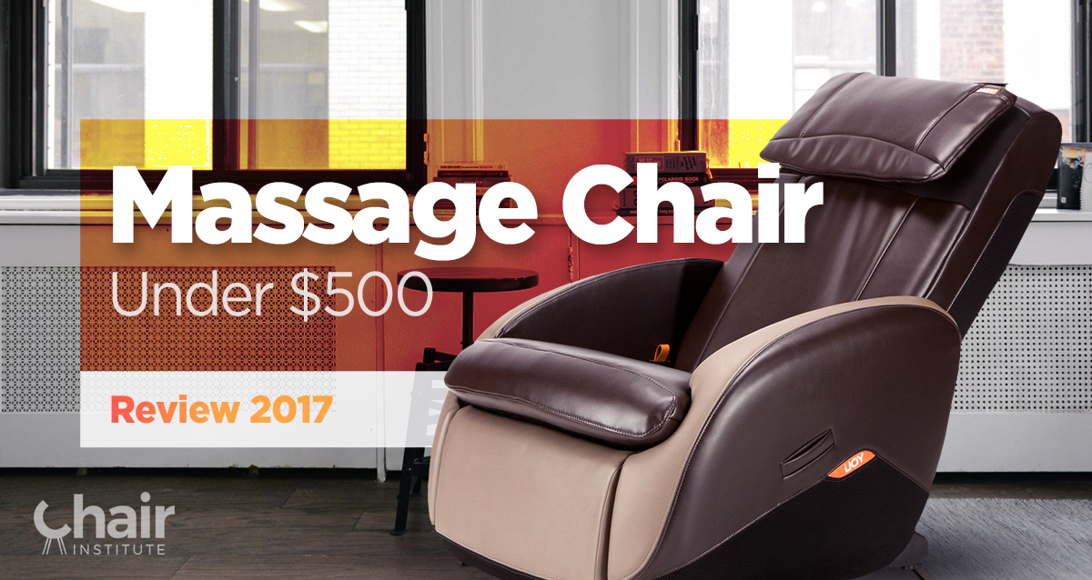 Best Massage Chair Under 500 For 2019 Complete Guide