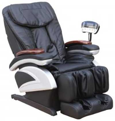 Black Bestmassage EC06 massage chair