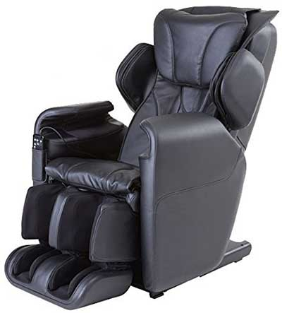 Best Massage Chairs For Home Use Fujita SMK92 Black   Chair Institute