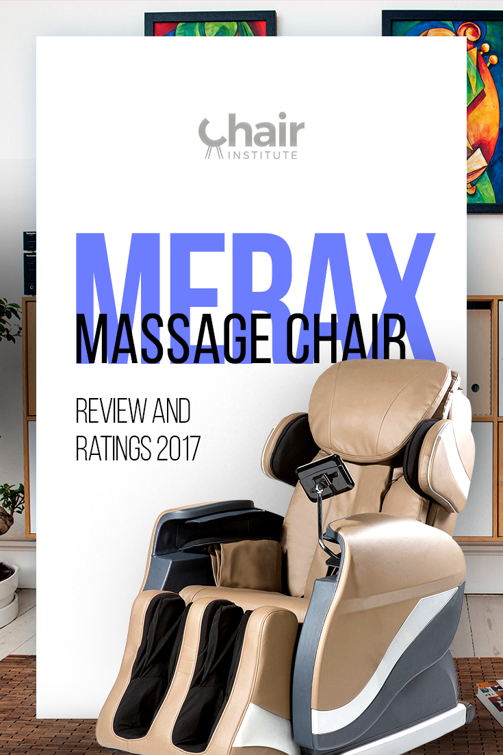 You won't want to miss our detailed #Merax #MassageChair review.  It's not for everyone, but it  might be the perfect #Massage #Chair for you! @merax