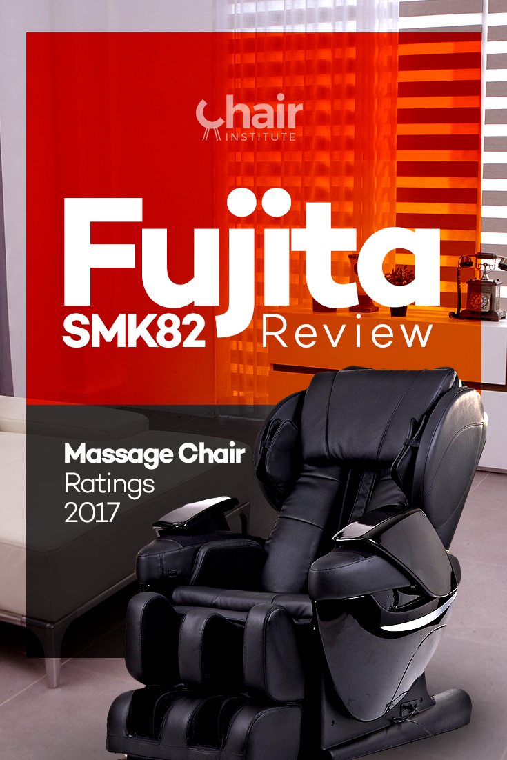 You won't want to miss our extended #Fujita #SMK82 review. An exceptionally designed mid-range chair with an amazing feature set! #MassageChair