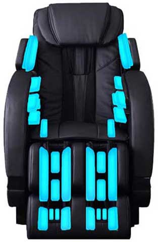 Are Massage Chairs Worth the Money Infinity Evoke AirBags - Chair Institute