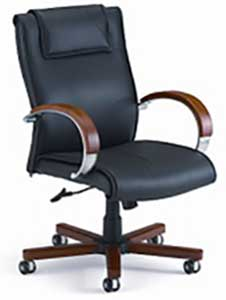An Image of Conference Chair for Types of Chairs for Office