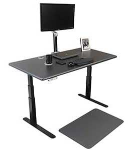 Healthiest Chairs Chair ThermoDesk Standing Desk - Chair Institute