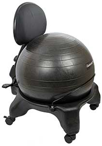 Healthiest Chairs Isokinetics Exercise Ball Office Chair - Chair Institute