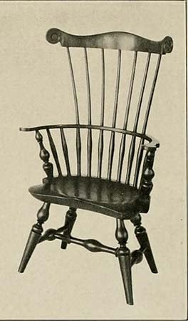 History of the Chair - Windsor Chair - Chair Institute