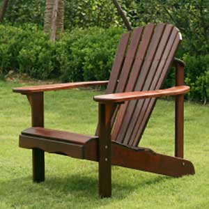 The Different Types Of Adirondack Chairs Explained