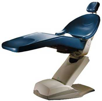An Image of Midmark Ultracomfort Dental Chair for Types of Dental Chairs