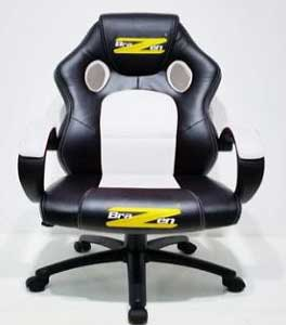 An Image of Brazen Shadow Gaming Chair for Types of Gaming Chairs