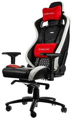 An Image of Noblechairs Epic Gaming Chair for Different Types of Gaming Chairs