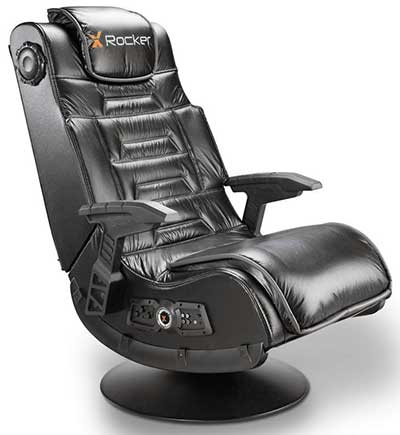 An Image of X-Rocker Gaming Chair for Types of Gaming Chairs