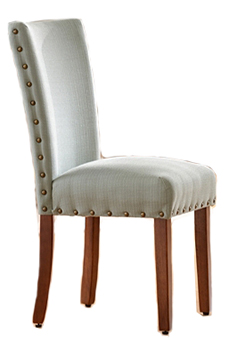 An Image of Parsons Chair for Types of Restaurant Chairs