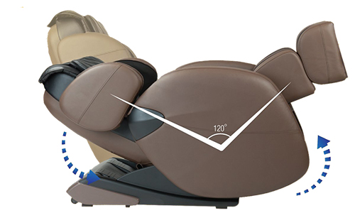 Best Massage Chair Kahuna LM6800 Full Body Stretching - Chair Institute